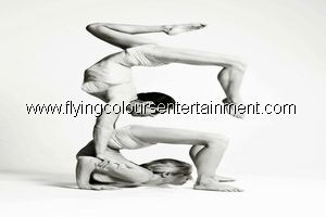 Acrobatic Acts - Contortionists, Acrobalance and Tumblers